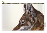 Ethiopian Wolf, Endangered Species Carry-all Pouch