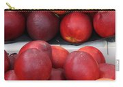 European Markets - Nectarines Carry-all Pouch