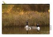 Evening By The Pond Carry-all Pouch