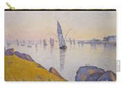 Evening Calm Concarneau Opus 220 Allegro Maestoso Carry-all Pouch