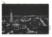 Evening Panorama - Landshut Germany Carry-all Pouch