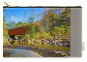 Everett Covered Bridge  Carry-all Pouch