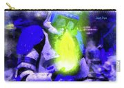 Execute Order 66 Blue Team Commander - Cartoonized Style Carry-all Pouch