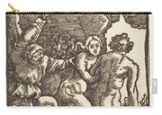Expulsion From Paradise Carry-all Pouch