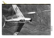 F-86 Jet Fighter Plane Carry-all Pouch