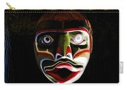 Face Of Totem Carry-all Pouch