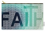 Faith - The Lord God Of Israel Carry-all Pouch