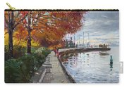 Fall In Port Credit On Carry-all Pouch