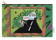 Fantasy Animals Catch A Bus Carry-all Pouch