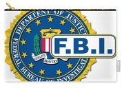 Fbi Seal Mockup Carry-all Pouch