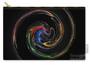 Feel Happy-colorful Digital Art That Can Enhance Your Mood Carry-all Pouch