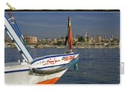 Felucca On The Nile Carry-all Pouch