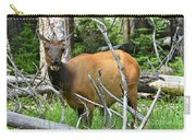 Female Elk Yellowstone Carry-all Pouch