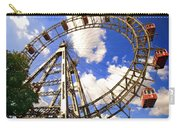 Ferris Wheel At The Prater  Carry-all Pouch
