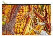 Field Corn Ready For Harvest Carry-all Pouch