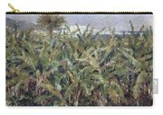 Field Of Banana Trees Carry-all Pouch