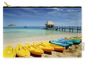 Fiji, Malolo Island Carry-all Pouch