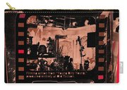 Film Homage Collage Young Billy Young 1969 Old Tucson Arizona 1968-2013 Carry-all Pouch