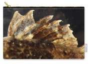 Fin Of Shorthorn Sculpin Carry-all Pouch