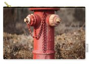 Fire Hydrant #16 Carry-all Pouch