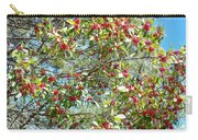 Firethorn Tree Carry-all Pouch