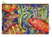 Fish Tales IIi Carry-all Pouch