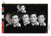Five Robert Mitchum's Young Billy Young Set Old Tucson Arizona 1968-2012 Carry-all Pouch