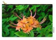 Flame Azalea Carry-all Pouch