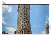 Flatiron Building  Nyc Color Carry-all Pouch