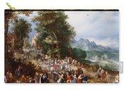 Flemish Fair Carry-all Pouch
