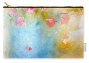 Floral Reflections Carry-all Pouch