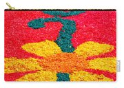 Flower Carpets Carry-all Pouch