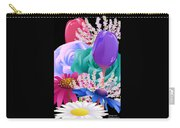 Flowers 6 Carry-all Pouch