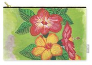 Flowers For My Soul Carry-all Pouch
