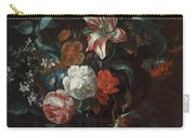 Flowers In A Vase Carry-all Pouch