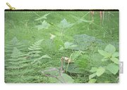 Fluffy Ferns Carry-all Pouch