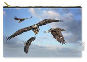 Flying Eagles Carry-all Pouch