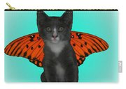 Flying Kitty Carry-all Pouch