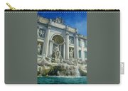 Fontana Di Trevi, Rome Carry-all Pouch