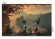 Forest Elves A Sunset Carry-all Pouch