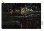 Forest Pond Carry-all Pouch