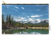 Forgetmenot Pond Carry-all Pouch