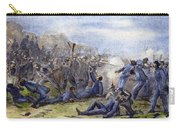 Fort Pillow Massacre, 1864 Carry-all Pouch