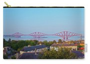Forth Bridge, Scotland Carry-all Pouch
