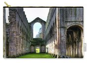 Fountains Abbey 7 Carry-all Pouch