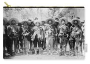 Francisco Pancho Villa Carry-all Pouch