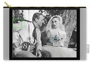 Fred Astaire And Audrey Hepburn Publicity Photo Funny Face Paris France 1957-2014 Carry-all Pouch