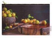 Fresh Kumquat Fruits Carry-all Pouch