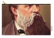 Friedrich Engels Carry-all Pouch