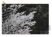 Frozen Branches Carry-all Pouch